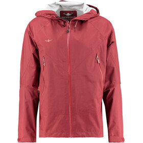 Kaikkialla Viljo Jacket Men red